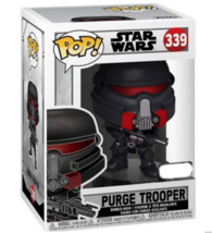 Funko POP! Star Wars - Purge Trooper #339 - Exclusive - $34.95