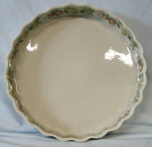 Wedgwood Quince Quiche Dish 9 3/4 - $30.58