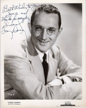 """Tommiy Dorsey jazz man Hand Signed Autographed 8 X 10"""" Photograph Circa ... - $135.00"""