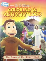 Brother Francis He Is Risen Coloring & Activity Book Children's Brand NEW - $8.15