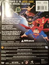 Justice League: The Complete Series Steelbook tin case DVD box set image 2