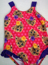 Baby Infant Girl Childrens Place Swimsuit Bathing Suit One Piece 12m 18m... - $1.97