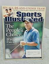 Sports Illustrated Phil Mickelson August 22 2005 - $5.93