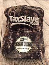 NWT-Dale Earnhardt Jr Hat Cap Camo Large-XLarge NASCAR #88 Taxslayer.com... - $16.82