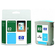 HP C4911A 82 Inkjet Print Cartridge for HP Designjet 500, 500PS, 800, 800PS P... - $49.41