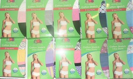Fruit of the Loom Womens 3pk Boy Shorts Underwear Various Sizes & Colors... - $12.99