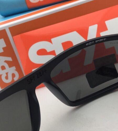Polarisierend Spy Optic Sonnenbrille Bounty Matt Schwarz Rahmen W / Ansi Z87.1