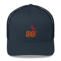 Adam Wainwright hat / Adam Wainwright Trucker Cap image 13