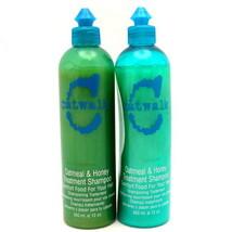 TiGi Catwalk Oatmeal & Honey Treatment Shampoo 24oz (2 x 12oz) - $24.95