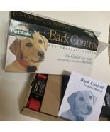 Petsafe Bark Control Dog Collar with VHS Tape and Manual Model PBC302 - $21.73