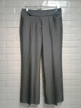 Women's Express Gray Size 4s Editor Dress Pants - $6.48