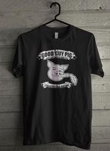 Good Guy Pig Men's T-Shirt - Custom (3509) - $19.12+