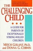 The Challenging Child Golant, M. - $5.65