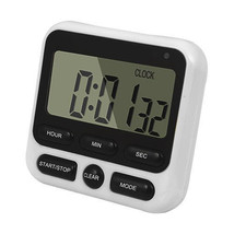 Loskii KC-05 Upgraded 24-Hours Digital Kitchen Clock Cooking Timer Count... - $10.10