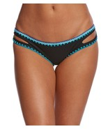 NEW Jessica Simpson Woodstock Reversible Split Side Hipster Swim Bottom... - $14.84