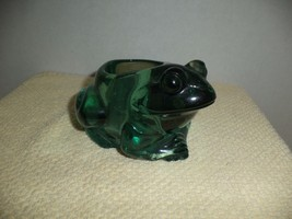 Green Frog Candle Holder - $9.99