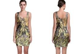 Saint Seiya Dohko Color BODYCON DRESS - $20.99+