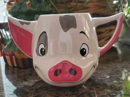 NWT Disney Parks Moana Pua Pig Large Mug - $24.74
