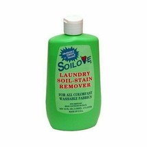 Soilove Laundry Soil-stain Remover Pack of 2 NEW - $13.99