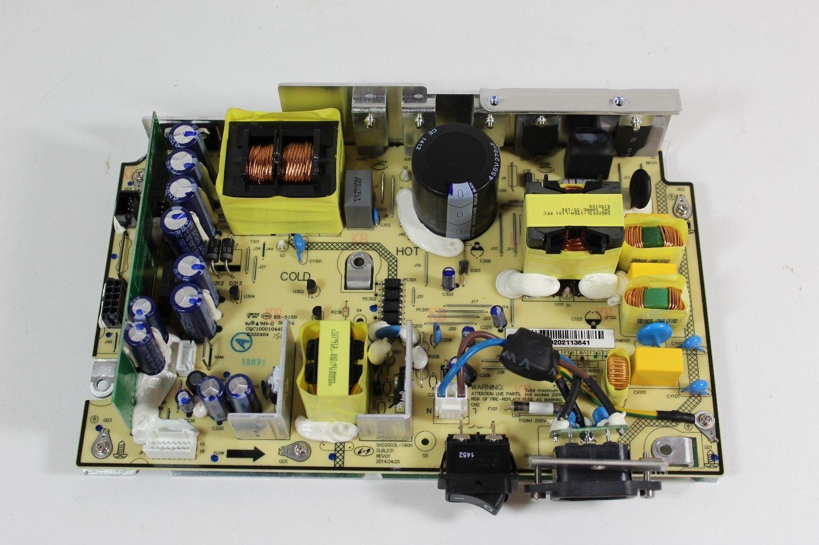 Zebra 31646P 105SE Power Supply Board