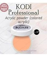 NEW Kodi professional Colored acrylic L37 4,5 g. Acrylic Powders - $15.84