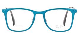RAY-BAN RB 7086 5640 BLUE EYEGLASSES FRAMES 49mm - 197 - $38.31