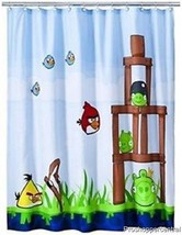 NEW Jay Franco Bath Accessories, Angry Birds Bu... - $18.69