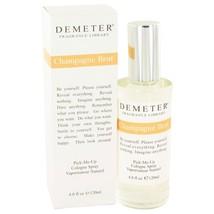 Demeter By Demeter Champagne Brut Cologne Spray 4 Oz 426373 - $25.81