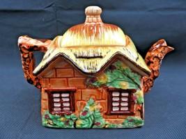 Vintage 1940's Cottage Tea Pot MARUTO MU WARE - OCCUPIED JAPAN - $35.00