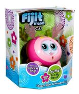 NEW FIJIT FRIENDS YIPPITS FIGURE PATTER PINK INTERACTIVE ELECTRONIC CHIL... - $36.95