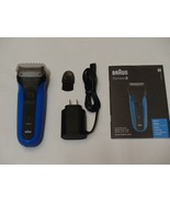 Braun Series 3 310s Rechargeable and Cordless Electric Shaver, Wet & Dry - $27.95