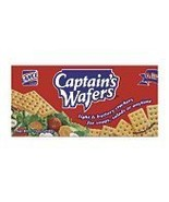 Captain's Wafers Light And Buttery Crackers, 7.333 oz ( 2 PACK ) - $21.19