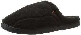 Dockers Men's Paul Microterry Clog Scuff Slipper,Black,Medium (8-9) - $41.22 CAD