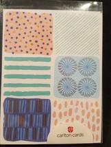 American greetings blank note cards w and 10 similar items american greetings blank note cards w envelopes random art design carlto 420 m4hsunfo