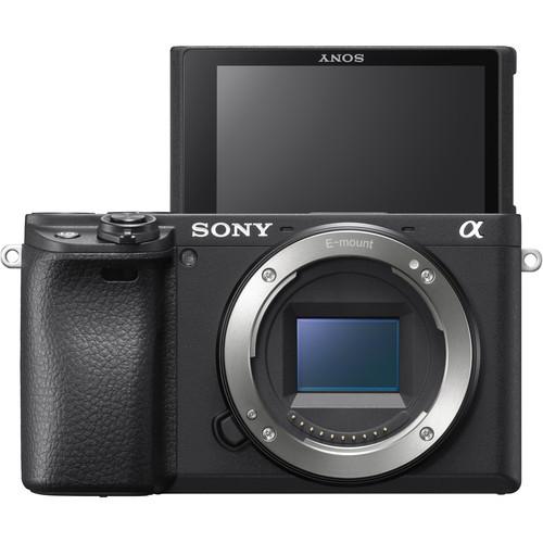 SONY A6400 Mirrorless Digital Camera Body Black - $1,045.61