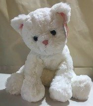 "Gund - Cozys Cat 10"" - 6049947 - Kitty Cat Plush (NEW) White, Soft - $18.70"