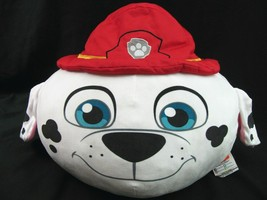 "Large Paw Patrol Marshall 3D Soft Cloud Pillow Plush Dog 20"" Northwest S... - $34.64"