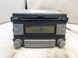 09 10 11 12 Hyundai Veracruz Radio Cd Satellite Player 96120-3J700 FTS75 - $41.58
