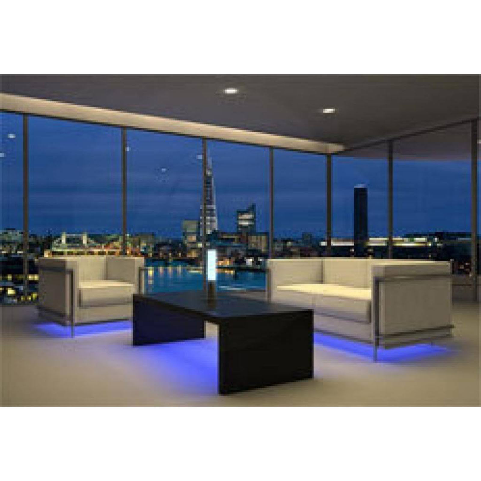 RGB LED Color Changing Couch Sofa Room Mood Illuminate Ambiance Lighting Lights - $49.95