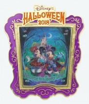 Disney Halloween 2018 pin badge Mickey PINS Pin Pin Badge TDL JAPAN F/S - $48.95