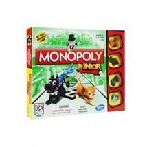 Monopoly Junior Board Game Children & Family Fun Game - $29.99
