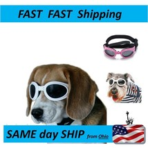 Pet Dog Goggles UV Sunglasses Sun Glasses Glasses Eye Wear Protection Fa... - $7.99
