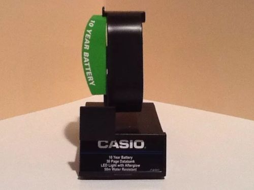 Primary image for New Casio (Men's Wrist Watch) Display Stand (Men's Watch Model No. AW-80V-5BVCF)
