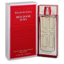 Red Door Aura By Elizabeth Arden Eau De Toilette Spray 1.7 Oz For Women - $26.35