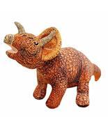 East Majik Simulation Triceratops Stuffed Pillow Dinosaur Plush Toy for ... - $33.03