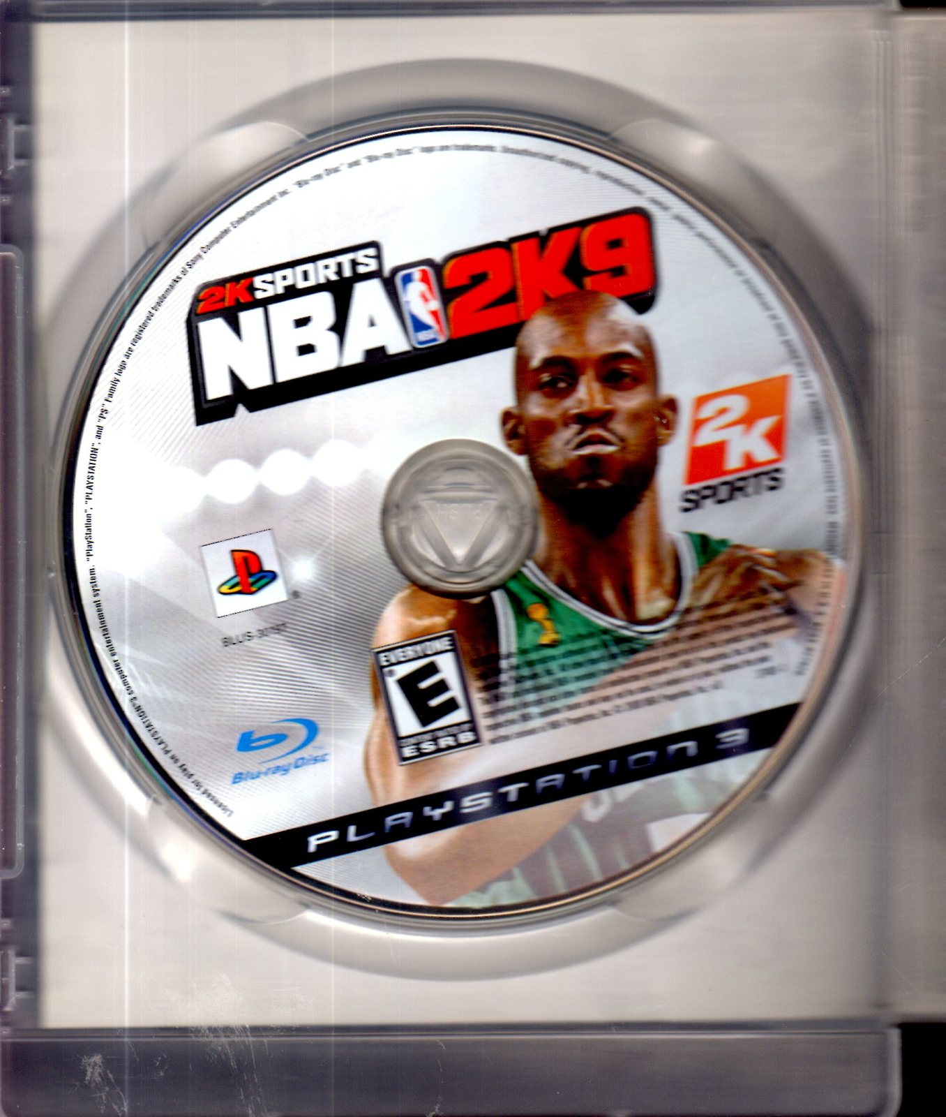 NBA 2K9 Playstation 3 (2K Sports)