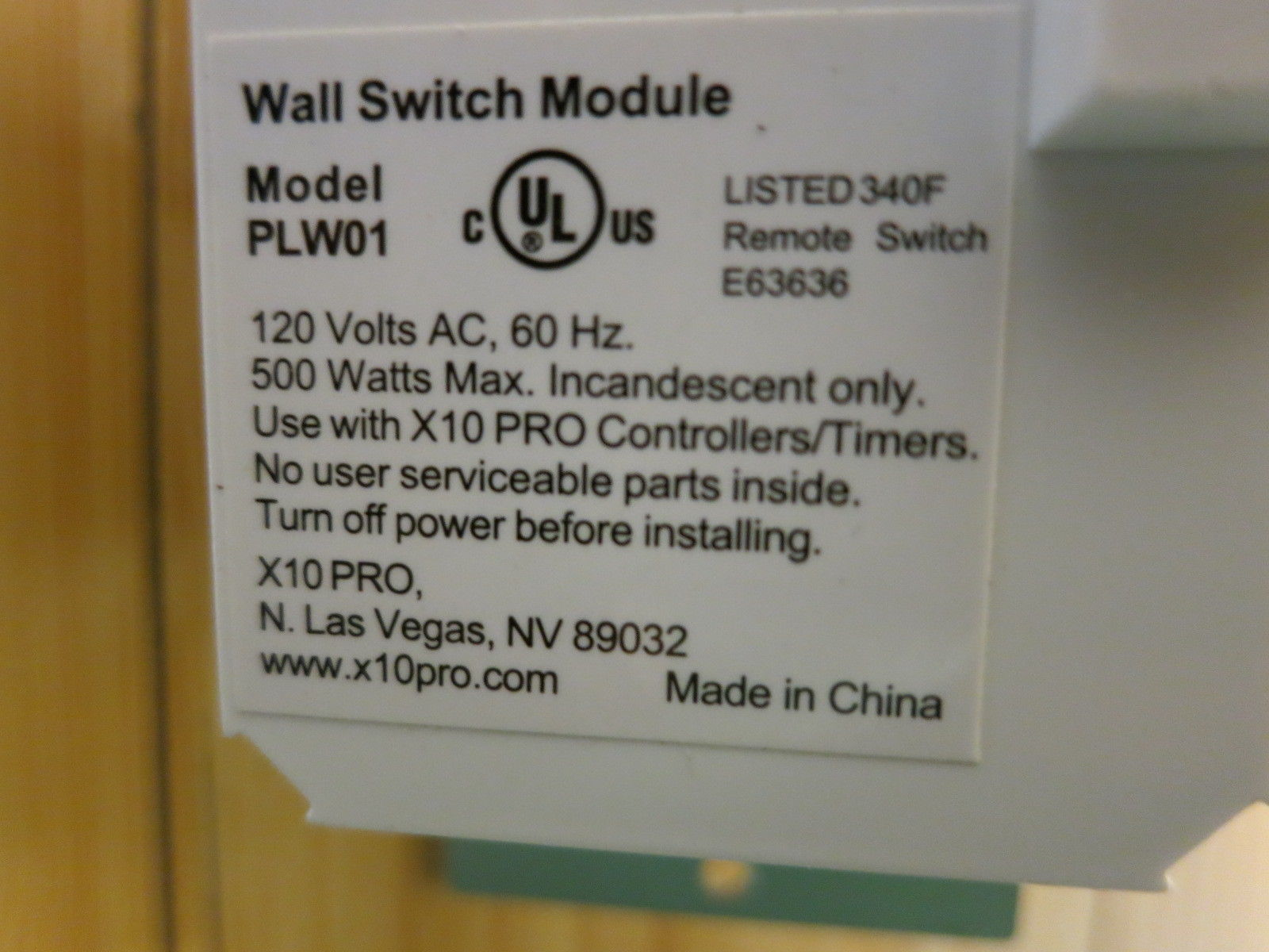 Cool Leviton X10 Wall Switch Photos - Everything You Need to Know ...