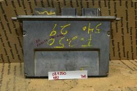 2008 Ford F250SD Engine Control Unit ECU 8C3A12A650YG Module 268-10b2 - $334.99