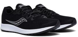 Saucony Versafoam Flare Size 9 M (D) EU 42.5 Men's Running Shoes Black S... - €49,20 EUR