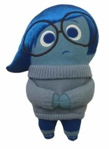 "Disney Collection Inside Out Sadness Plush Girl Doll Stuffed Toy 13"" - $14.30"